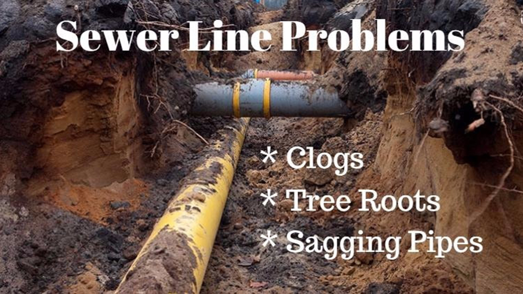 Common Sewer Line Problems