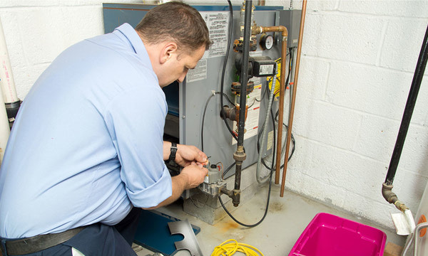 Heating Services - Furnace Repair