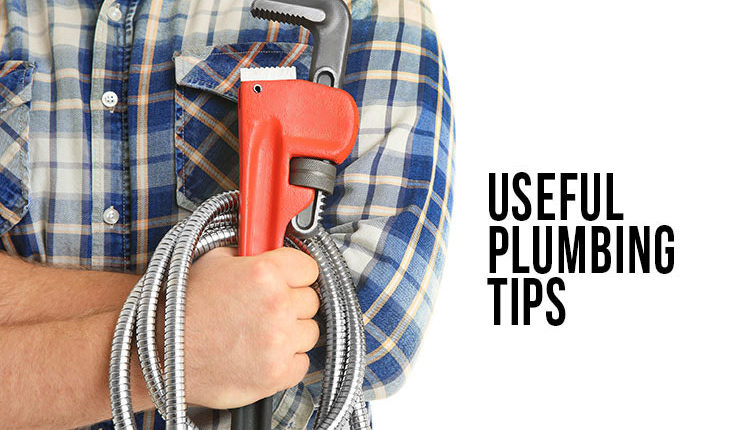 5 Useful Plumbing Tips to Always Live By