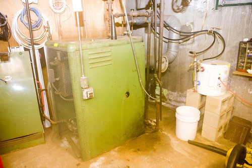 My Furnace is Leaking Water – What Do I Do?